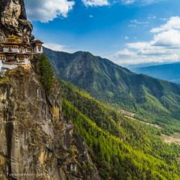 Taktsang Monastery - Tiger's Nest, Paro, Bhutan