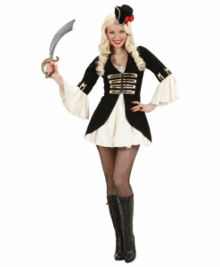 PIRATE CAPTAIN LADY