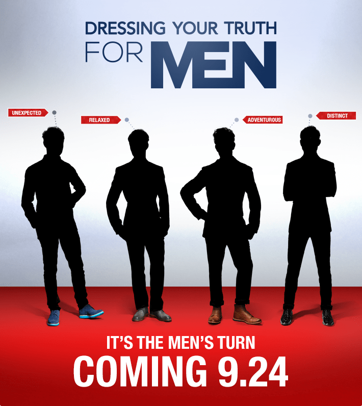 Dressing Your Truth for Men