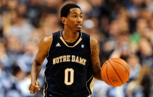 Eric Atkins finished in the Big East's top five in assists per game last season. (Howard Smith-US PRESSWIRE)