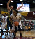 Montel James, Loyola vs. Toledo