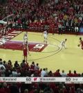 WATCH: Melo Trimble's cold-blooded game-winner sinks Wisconsin