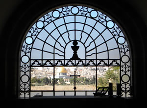 Mount Olives Window