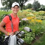 Cretin-Derham Hall golfer above par at school