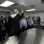 New anatomy lab gets archbishop's blessing