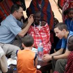 Doctor brings wife, seven kids to serve in Africa