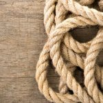 Advice to married couples: Don't tie the knot! Weave a rope