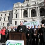 Church leaders speak in defense of marriage