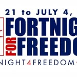 Local Fortnight for Freedom events