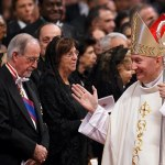 Reverting to tradition, pope names veteran diplomat as Vatican's No. 2