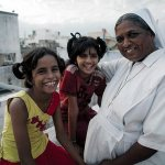 Indian nun works to save children from trafficking