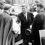 Remembering President Kennedy 50 Years later – Cathedral visit among stops on first presidential visit to Minnesota