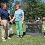 For Maple Grove couple, love proves to be a grave matter