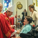 Seven confirmed at Mass for Persons with Disabilities