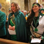 St. Pat's Day Massgoers challenged to honor the 'Apostle to the Irish'