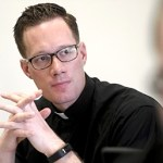 For Anderson, childhood Bible jump-starts journey to priesthood