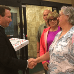 Bishop Cozzens: Pope offering 'beautiful example' of caring for others