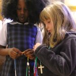 Catholic schools gather for Children's Rosary Pilgrimage