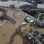 Pope prays for natural disaster victims in U.S., U.K., Latin America