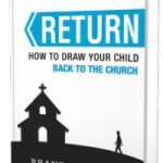 Author has tips for parents to encourage children to come back to church