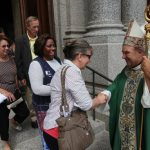 Archdiocesan leaders express joy, gratitude for Archbishop Hebda's new role