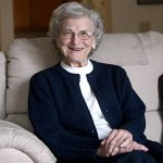 Sister Mary Madonna Ashton honored nationally