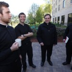Seminarians set for May 14 deacon ordination with new archbishop