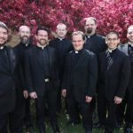 Nine men prepare to be ordained priests
