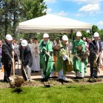 St. Peter breaks ground on renovation and campus additions