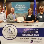 St. Mark's School designated a 2016 Minnesota School of Character