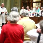 Interfaith service a chance for quiet reflection amid convention bustle