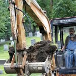 Delano deacon devotes decades to digging graves as he prays for those laid to rest