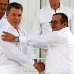Colombian president wins Nobel Peace Prize for efforts to end civil war
