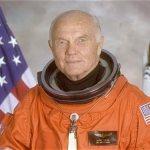 John Glenn, American 'icon,' astronaut, former U.S. senator, dies at 95