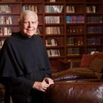 Father Scanlan, college and church leader, dies at age 85