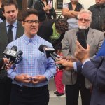 Immigrant advocates concerned about 'Dreamer' apprehended by ICE