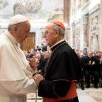 Pope to seminarians: Using church for personal ambition is a 'plague'