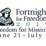 Fortnight for Freedom events underway