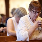 Parish seeks conversion through Marian prayer