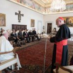 Pope says church was late fighting abuse, promises 'zero tolerance'