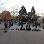WorldLegacy refurbishes playground at St. Helena school