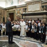Pope: Coldest hearts can be warmed by Christmas cheer