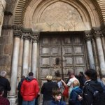 Christian leaders reopen Church of the Holy Sepulcher after 'emergency'
