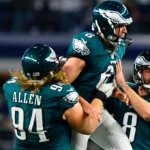 Philadelphia Eagles punter sees God's hand in path to Super Bowl