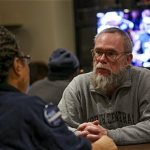 St. Olaf throws Super Bowl party for homeless displaced by game security