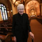 Priest turns 90 Easter Sunday: Time to celebrate