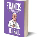 A comic book look at 'The People's Pope' (L)