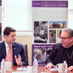 Ryan visits Texas Catholic agency to see solutions to poverty firsthand