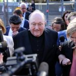 Australian archbishop, convicted of abuse cover-up, is consulting with lawyers