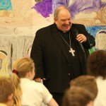 St. Joseph's students go on national radio with Archbishop Hebda